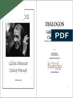 Cap. I - Livro Diálogos