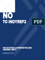 GE Manifesto Scotland