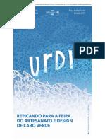 URDI - Repicando para a Feira do Artesanato e Design de Cabo Verde