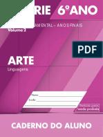CadernoDoAluno 2014 2017 Vol2 Baixa LC Arte EF 5S 6A