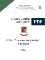 Plan 10 Min Actividad Fisica