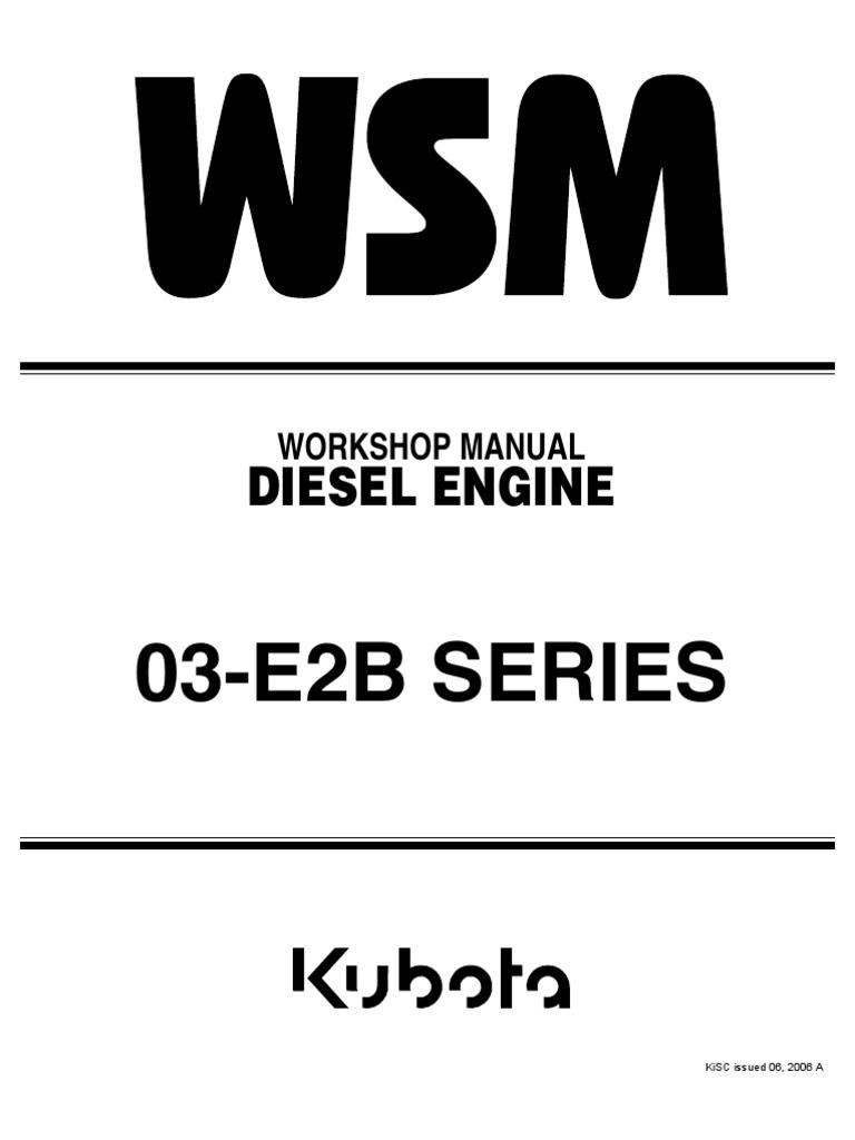 kubota v2203 workshop manual diesel engine motor oil Kubota M6040 Engine Diagram kubota b2710 engine diagram Kubota ZG23 Kubota Fork Lift Kubota B1700