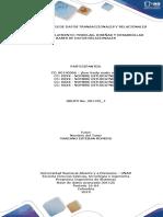 Fase 2 - Implementación de Lenguaje PLSQL