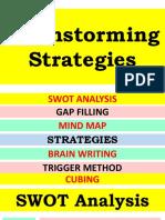 RWS CC Brainstorming