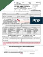 Boat Reg Application Layout 1