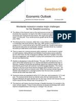 Swedish Economic Outlook