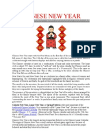 chinese new year - Chinese New Year Greeting Phrases