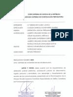Detencion Preliminar contra César Villanueva