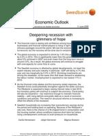 Swedbank Economic Outlook June 2009