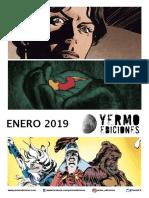 Novedades Yermo enero 2020