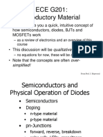 Semiconductors and Physical Operation of Diodes-2nm