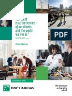 2018 Bnp Paribas Integrated Report
