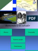 El Salvador Research