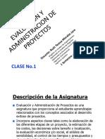 evaluacion de proyectos.. parte1