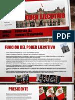 El poder ejecutivo - REYES.pptx