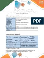 Guía de Actividades y Rúbrica de Evaluación - Tarea 4. Relacionar Las Estrategias Para Dinamizar La Compra.