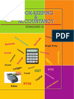 book keeping & accounts