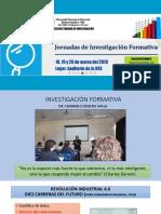 INVESTIGACIÓN FORMATIVA-PONENCIA