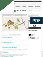 15 Factors Controlling Selection of Road Alignment - Civilblog.org