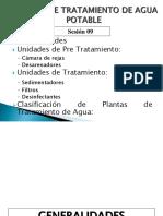 Sesión 9 - Plantas de Trat. de Agua Pot..ppt