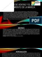 La Gestión de Ventas y el Posicionamiento de la Marca en la empresa Felix E.I.R.L., Huánuco 2019