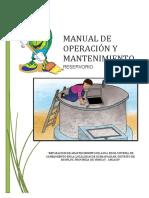 Manual Reservorio