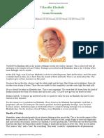 Ekadashi by Swami Sivananda