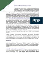 Guía Sobre Medio Ambiente y Seguridad. Acuacultra