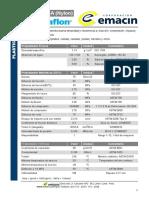 Ficha Tecnica Nylon Poliamida 6SA