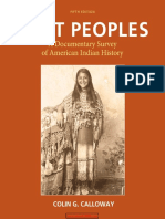 Colin G. Calloway - First Peoples_ a Documentary Survey of American Indian History-Bedford _ St. Martin's (2015)