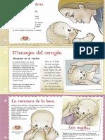 Masaje Rostro Bebés