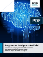 Curso Inteligencia Artificial