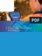 emissions discharges and wastes