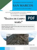 Tingo María - Informe