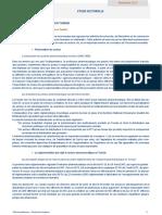 20171123 BIAT Note de Recherche Secteur Pharmaceutique