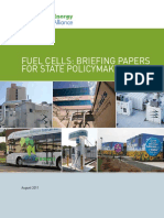 CESA Fuel Cells Brifing Papers for State Policymakers Aug2011