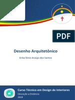 Caderno DSI Desenho Arquitetonico ETEPAC 2019.2