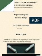 Aula Projeto Fratura Fadiga