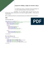 Android Studio File