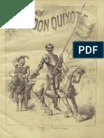 Don Quixote 1895 Anno 1 n1