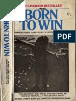 Born To Win Muriel James Pdf