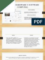 Empresa Hardware y Software Compupaz,2