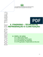 52223(4)(5) Técnicas de Refrigeração e Climatização (Nível 3) - Portaria n[1].º 1068, De 26 de Setembro de 2003