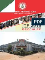 2019 ITF Brochure