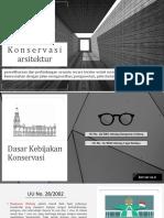 konservasi arsitektur