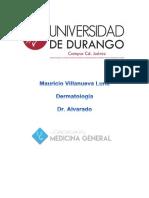 lesiones elementales dermatologia