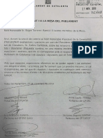 """Tots els grups excepte Cs i PP acusen Carrizosa de fer """"insinuacions masclistes"""""""