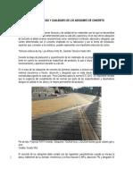 Características y Cualidades de Los Adoquines de Concreto