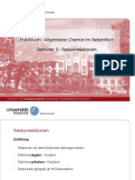 Präsentations Redoxchemie
