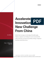 Innovation from China